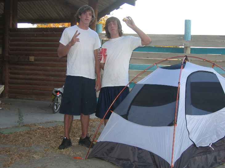 July 26, 2005 - Lovelock, NV to Winnemucca, NV - We made it to Winnemucca
